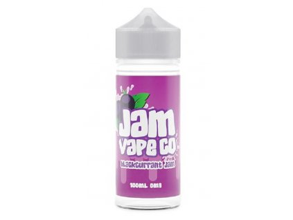 Příchuť Juice Sauz Jam Vape Co Blackcurrant Jam SaV 30ml