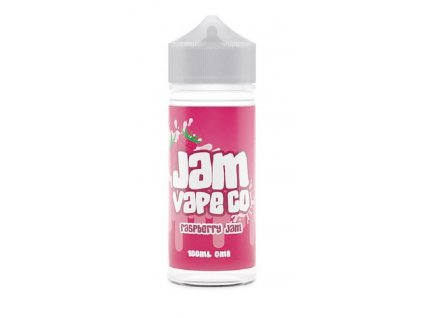 Příchuť Juice Sauz Jam Vape Co Raspberry Jam SaV 30ml