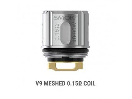 Žhavící hlava SMOK TFV9 Meshed 0.15ohm