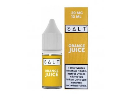 e liquid Juice Sauz SALT Orange Juice 10ml EXPIRACE