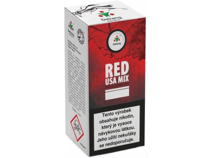 e-liquid Dekang RED USA MIX, 10ml