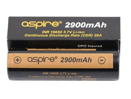 Aspire ICR 18650 2900mAh Li ion Baterie 20A