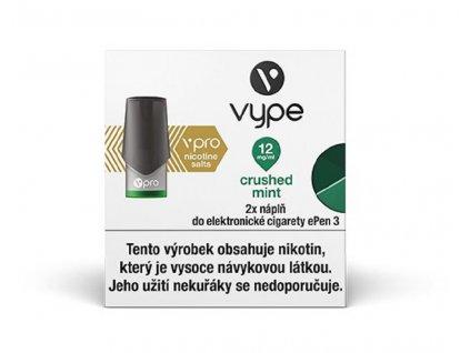 Vype ePen 3 náplň Crushed Mint 2ml 12mg 2ks