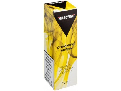 e-liquid ELECTRA Lemon (citron) 10ml
