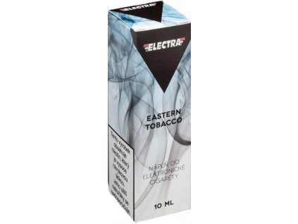 e-liquid ELECTRA Eastern Tobacco 10ml
