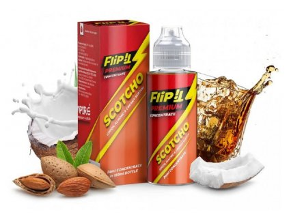 Příchuť PJ Empire Flip iT Scotcho 24ml SnV