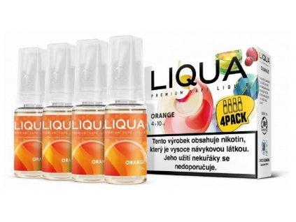 e liquid LIQUA Elements Orange 10ml 4x10ml