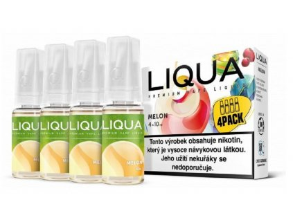 e liquid LIQUA Elements Melon 10ml 4x10ml