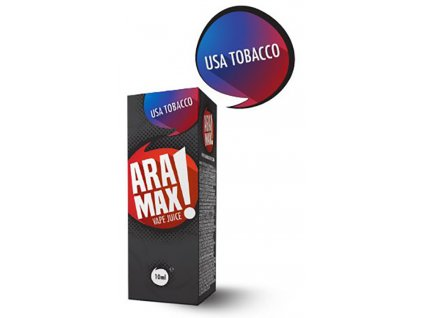 e-liquid ARAMAX USA Tobacco 10ml