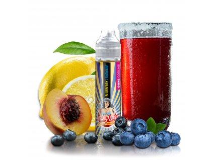 Příchuť PJ Empire Slushy Queen No Ice Blueberry Lemonade 20ml