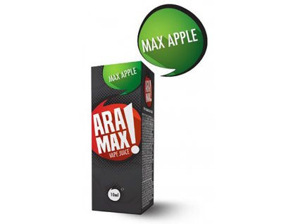 e-liquid ARAMAX Apple 10ml