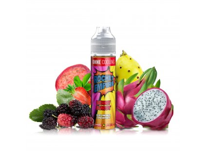 Příchuť Rocket Empire No Ice Berry Burst 20ml