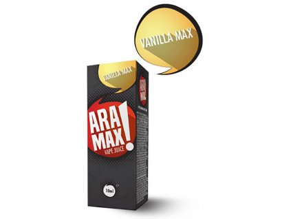 e-liquid ARAMAX Vanilla 10ml