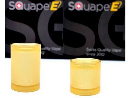 SQuape Ec Ultem náhradní sklo 22mm