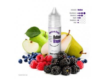 Příchuť Adams Vape Garden Fruit SnV 12ml