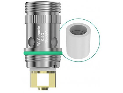 eleaf ec ceramic hlava 05ohm