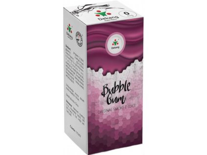 e-liquid Dekang Menthol Bubble Gum (Mentolová žvýkačka), 10ml