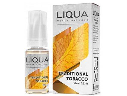 e-liquid LIQUA Elements Traditional Tobacco 10ml
