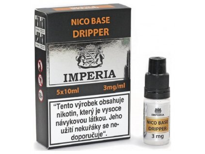 BÁZE IMPERIA NICO BASE DRIPPER VPG 70 30 3mg