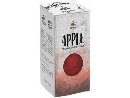 e-liquid Dekang Apple (Jablko), 10ml