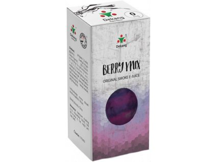 e-liquid Dekang Berry Mix (Lesní Plody), 10ml