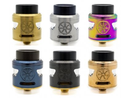Asmodus Bunker Single Coil RDA main