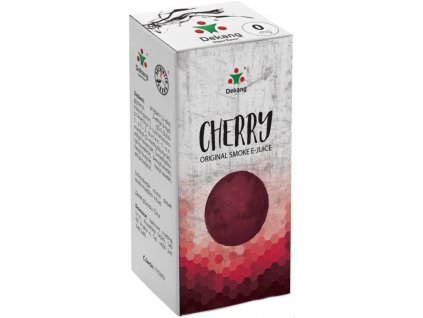 e-liquid Dekang Cherry (Třešeň), 10ml