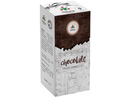 e-liquid Dekang Chocolate (Čokoláda), 10ml