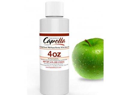 9248 1 prichut capella 118ml green apple zelene jablko