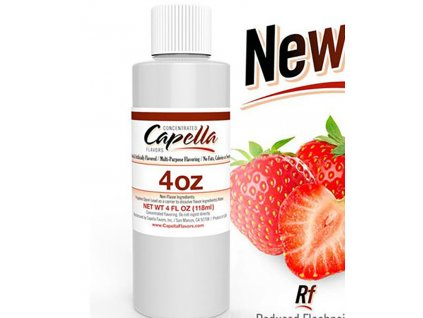 9254 1 prichut capella 118ml sweet strawberry sladka jahoda