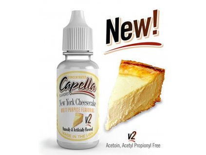 12578 1 prichut capella 13ml new york cheesecake v2 newyorsky cheesecake
