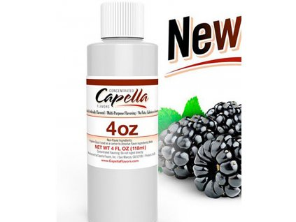 9773 1 prichut capella 118ml blackberry ostruzina