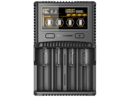 nitecor sc4 superb charger