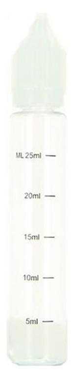 Diamond Mist Chubby style plnící lahvička s ryskou (unicorn) 30ml