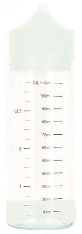 Diamond Mist Chubby style plnící lahvička s ryskou (unicorn) 120ml