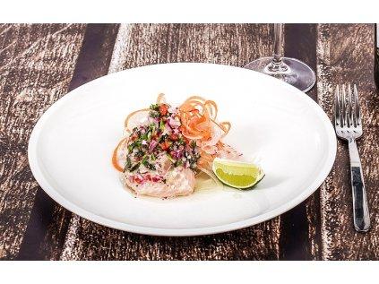 thajská kari polévka