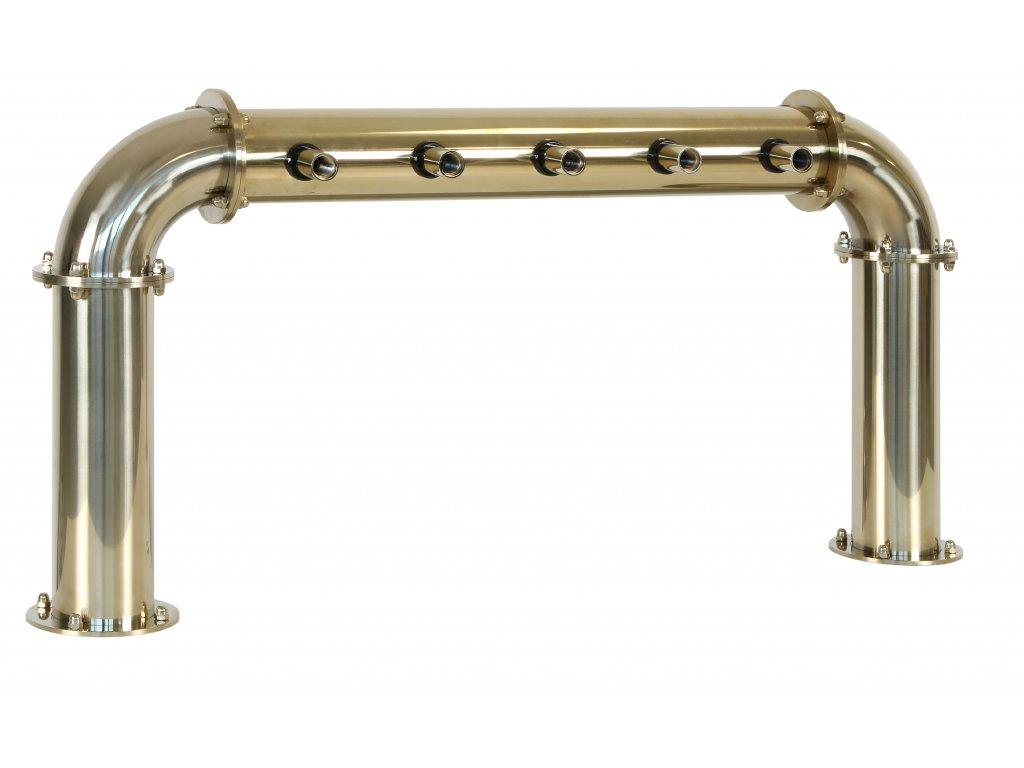 Výčepní stojan U5 Zlatý