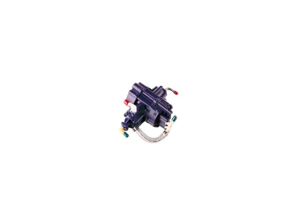 Pumpa pneumatická Shurflo - modrá