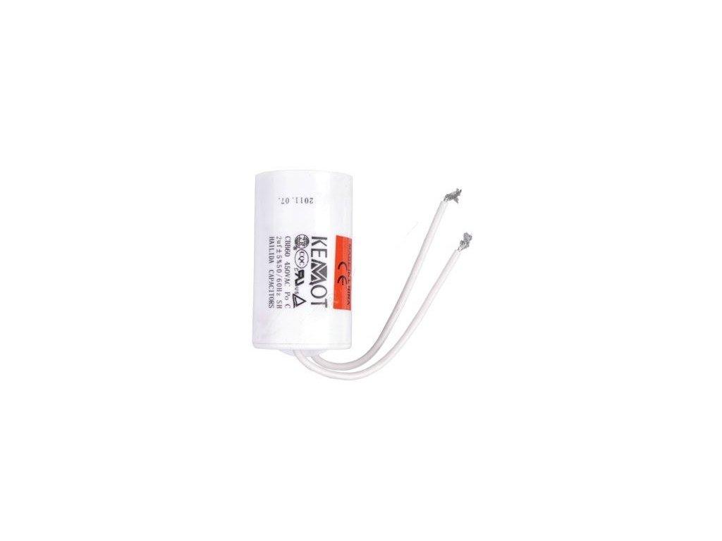 Kondenzátor rozbehový 2 microF / 450V