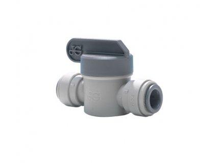 Spojka kulový ventil PISV0412S 3/8