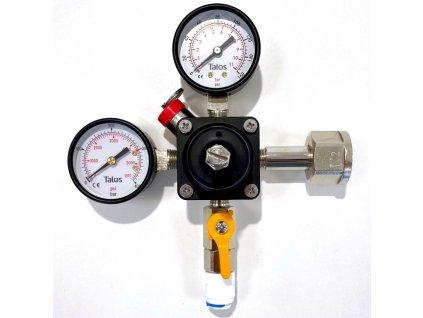 Redukční ventil N2 - 1 odběr SG 3/8