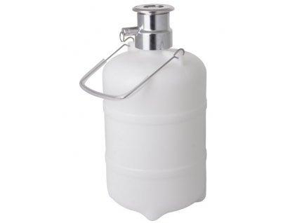 Sanitační soudek Flach plochý 5 litrů