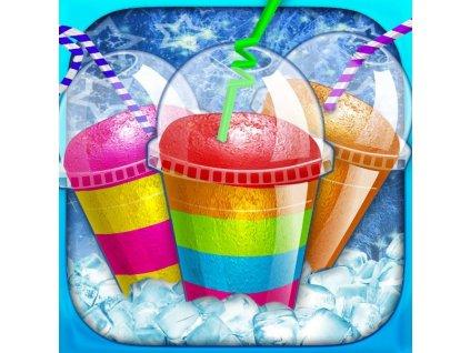 Směs na ledovou tříšť Citron Premium