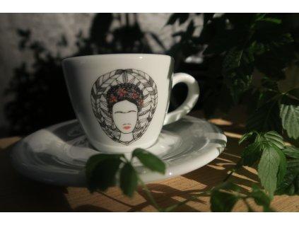 Silnotěnný šálek Frida