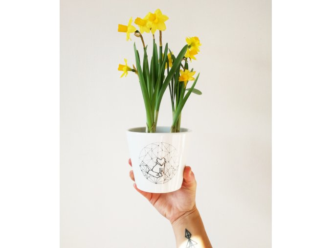 Květináč Liška LES