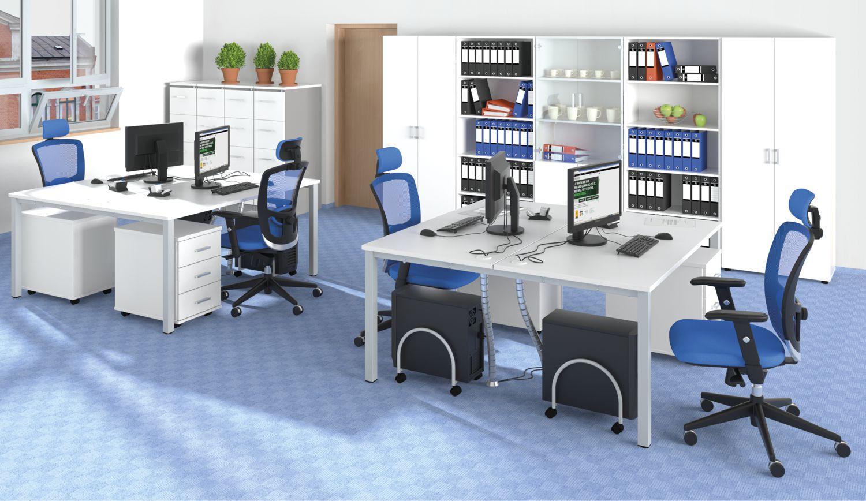 Nově zařazeny kancelářské stoly UNI