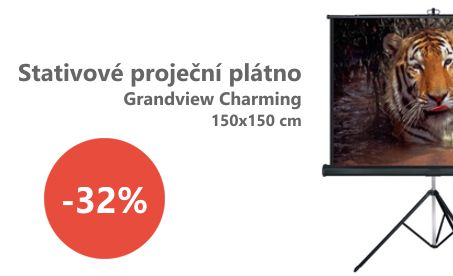 Stativové plátno Grandview Charming - 152x152 cm