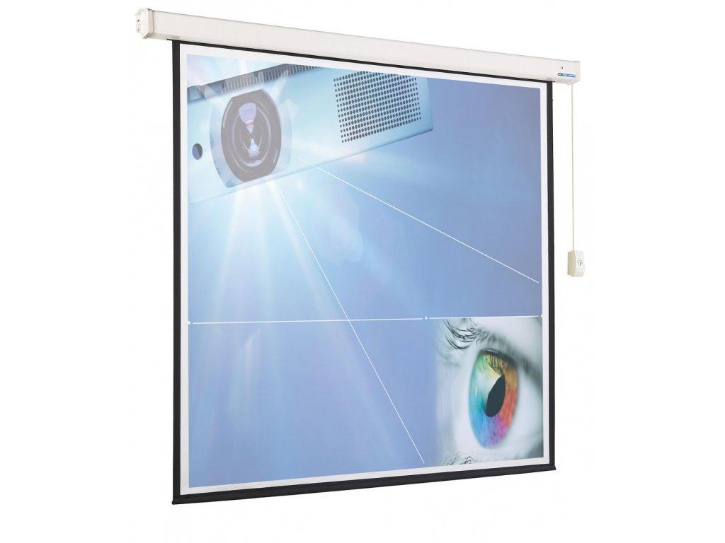 Elektrické projekční plátno Regular