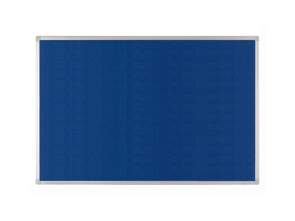 Textilní nástěnka EMY - modrá