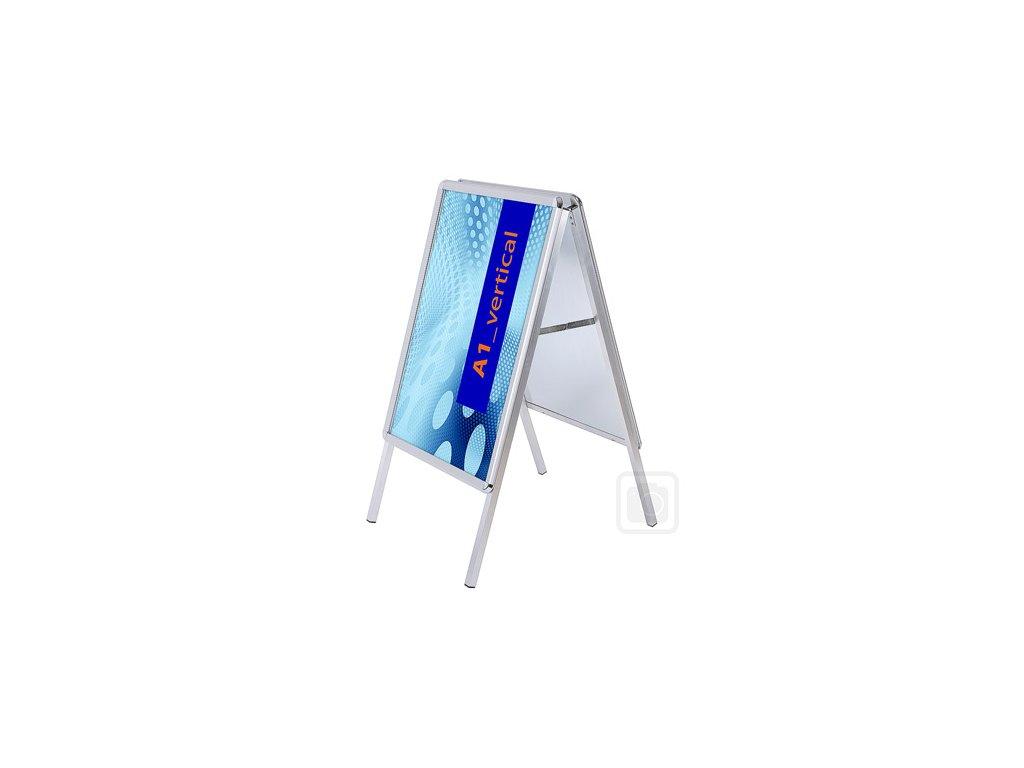 Reklamní poutač 32 mm - oblý roh